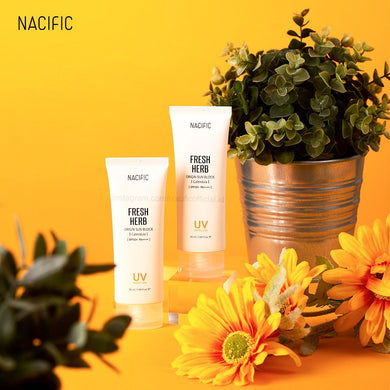 Nacific Fresh Herb Origin Sunblock 50ml (Calendula)