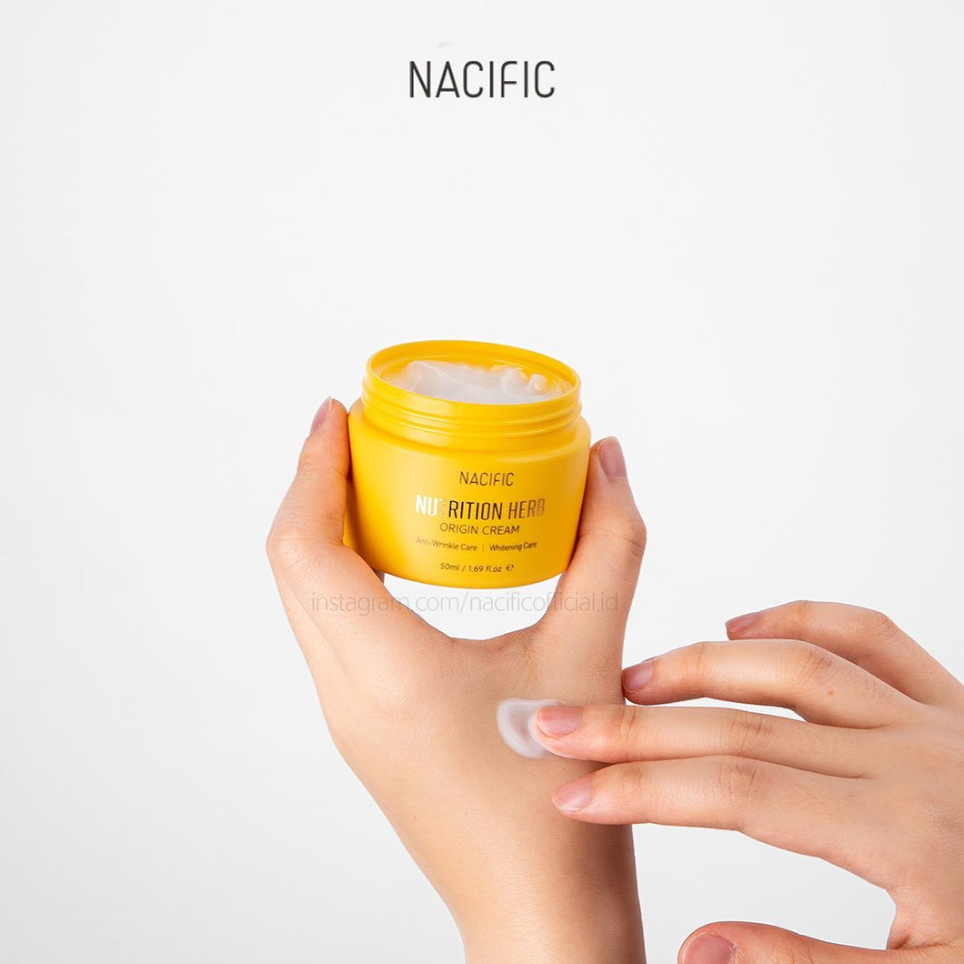 Nacific Nutrition Herb Origin Cream 50ml