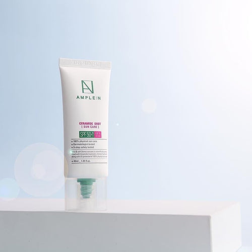 Ample:N Ceramide-shot Barrier Sun care SPF 50+ PA++++