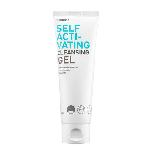 SKINMISO SELF ACTI-VATING CLEANSING GEL