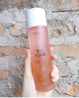 Nacific Real Floral Cherry Blossom Toner (Limited Edition)