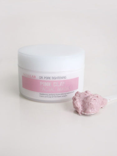DR. PORE TIGHTENING PINK CLAY FACIAL MASK