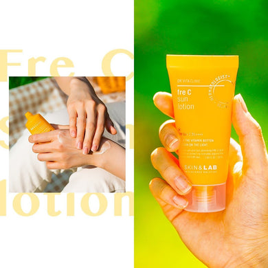 Fre-C Sun Lotion SPF50+ PA++++ 50ml
