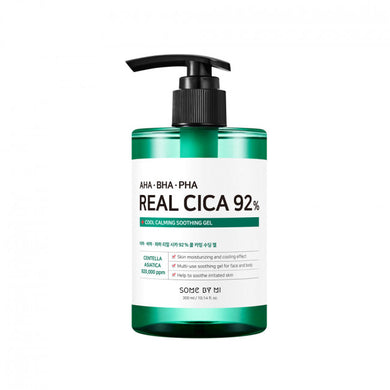 SOMEBYMI AHA BHA PHA Real Cica 92% Cool Calming Soothing Gel - 300ml