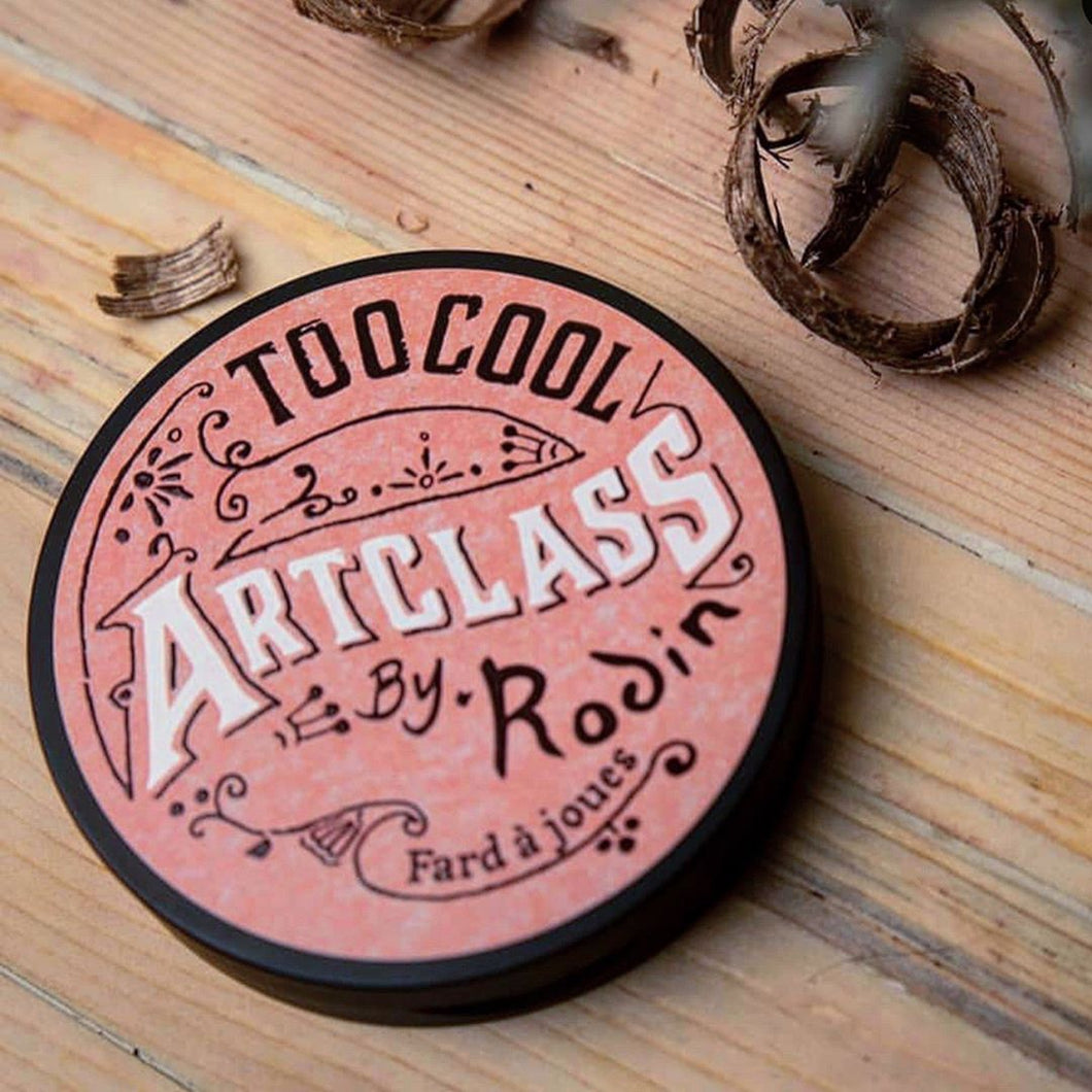 Tool Cool For School Artclass By Rodin Blusher
