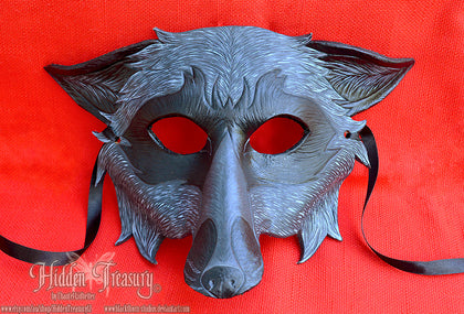 Leather Masks