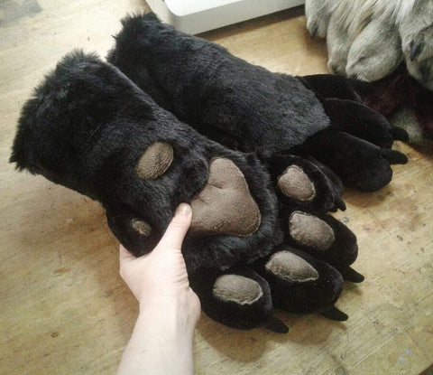 Reserved listing for Bradley- custom paws