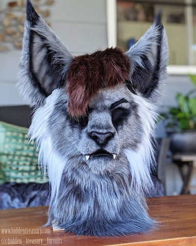 Reserved Listing for Violetw- Full Digigrade Fursuit