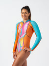 Golden hour 2mm Springsuit
