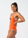 Retro Racer Swimsuit