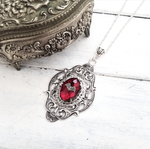 'Bat Widow' Necklace (Colour Options)