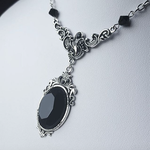 'Dark Queen' Necklace