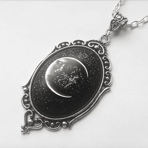 'Midnight Sky' Pendant Necklace