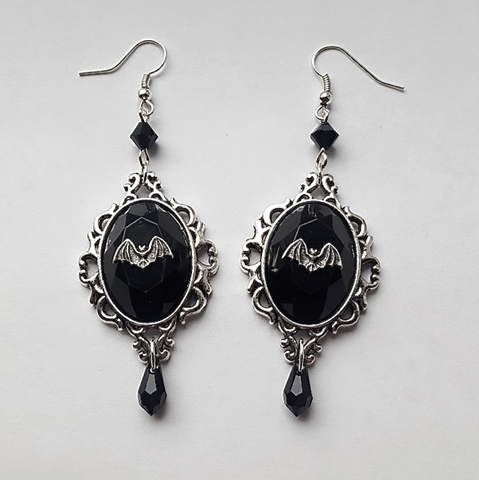 'Night Creature' Earrings (Colour Options)