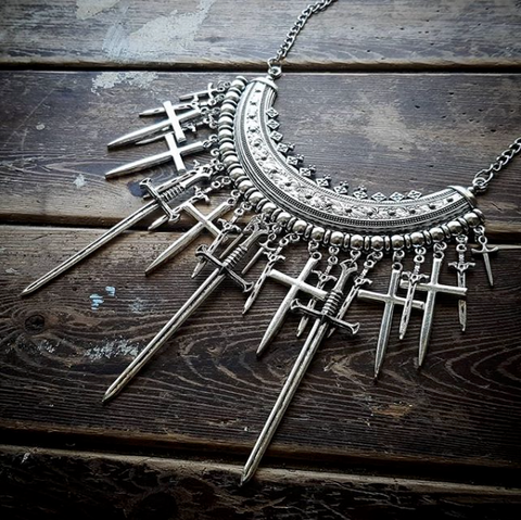 'Warrior' Necklace