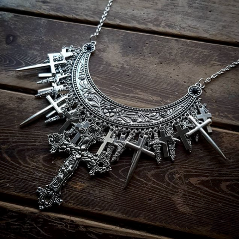 'Last Rites' Necklace