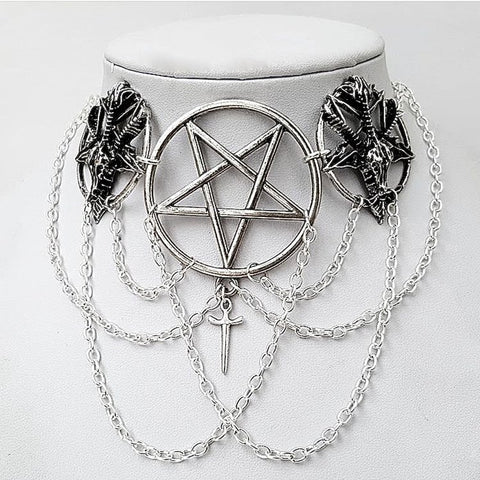 'Unholy' Necklace
