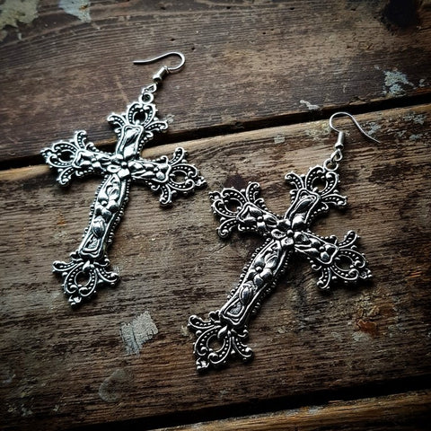 'Last Rites' Earrings
