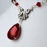 'Valentina' Necklace (Colour Options)