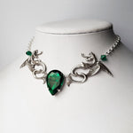 'Narcissa' Necklace (Colour Options)