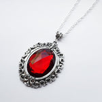 'Bloodlust' Pendant Necklace (Colour Options)