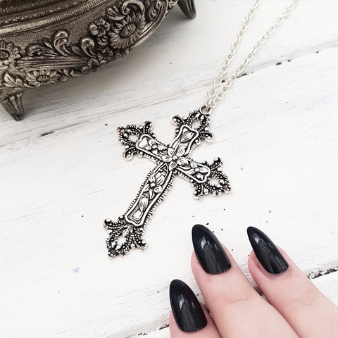 'Last Rites' Pendant Necklace