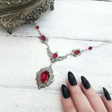 'Scarlet II' Necklace (Colour Options)