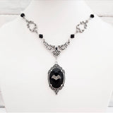 'Bat Lenore' Necklace (Colour Options)