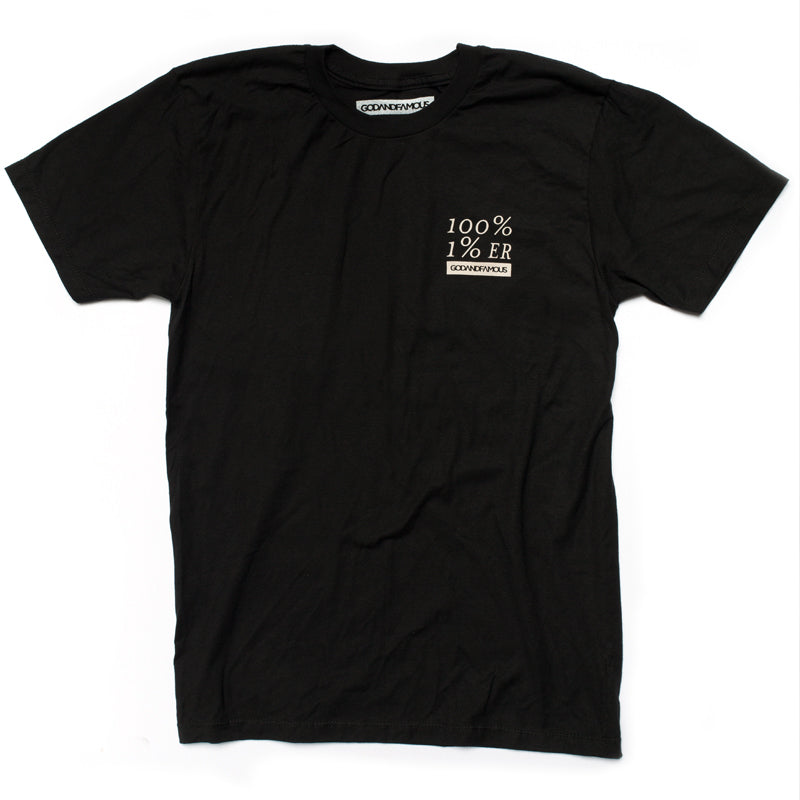 God and Famous 100% T-Shirt