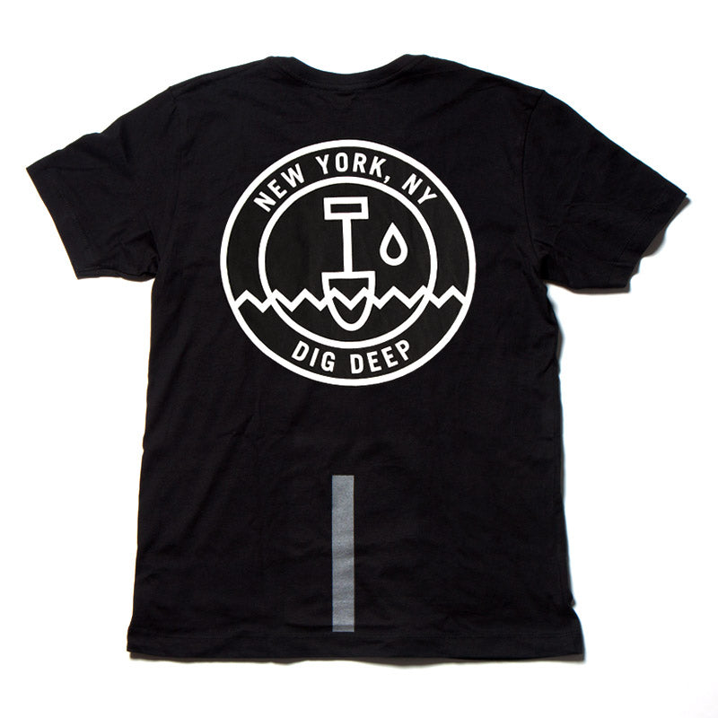 God and Famous Dig Deep T-Shirt