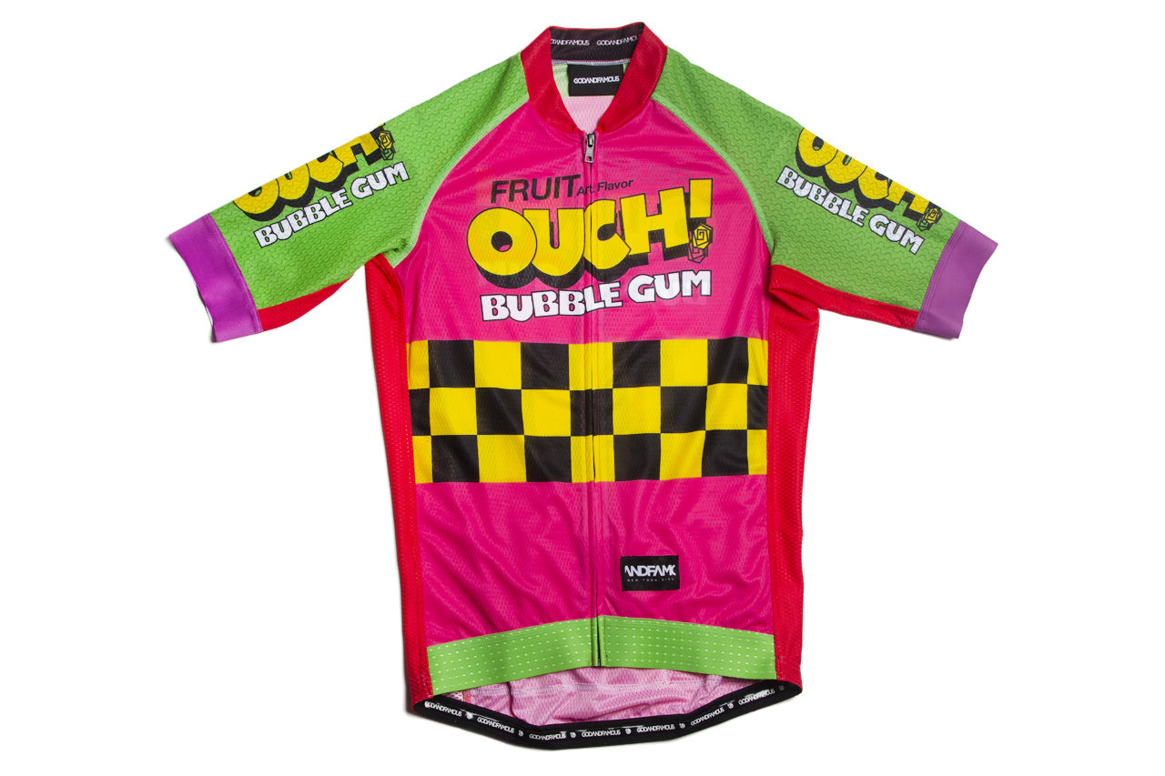God and Famous Ouch Jersey