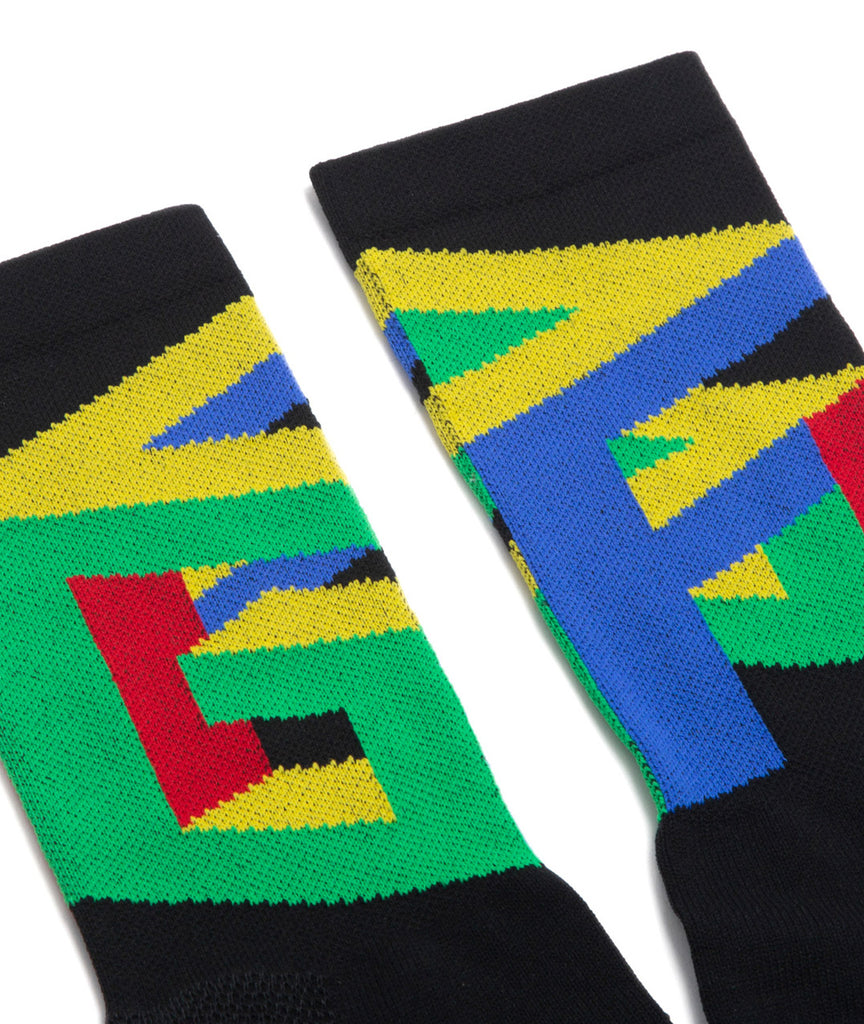 God and Famous G64 Sock