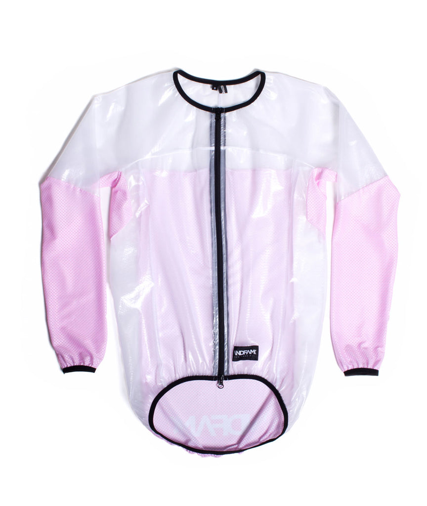 God and Famous SS3 Jacket - Pink