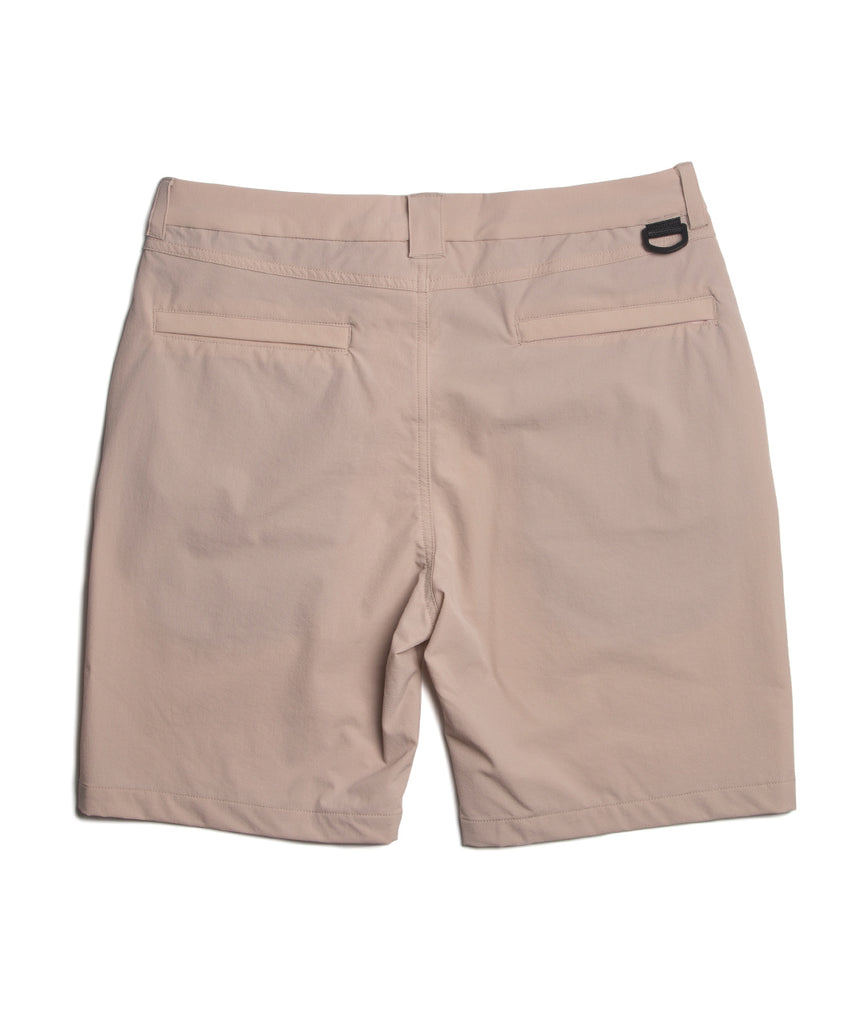 God and Famous Commuter Shorts Sand