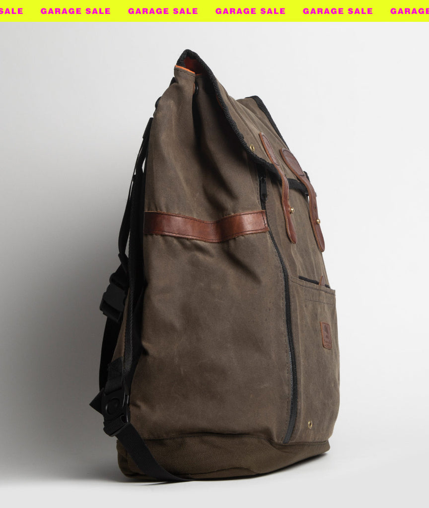 Wheelman & Co. Babylon Backpack