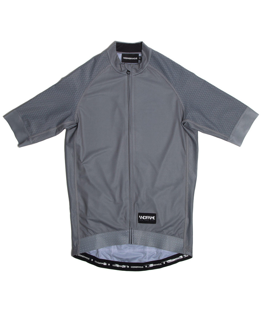 God and Famous Low Key Jersey - Wolf Gray