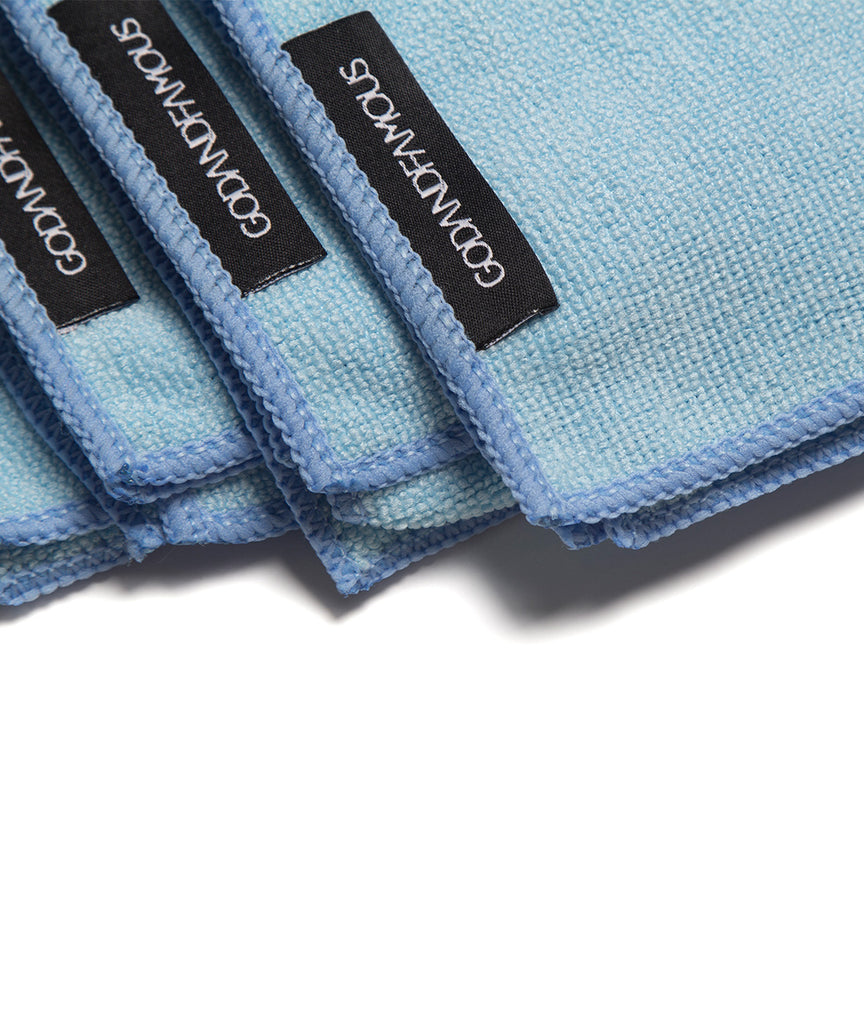 God and Famous Microfiber Towel