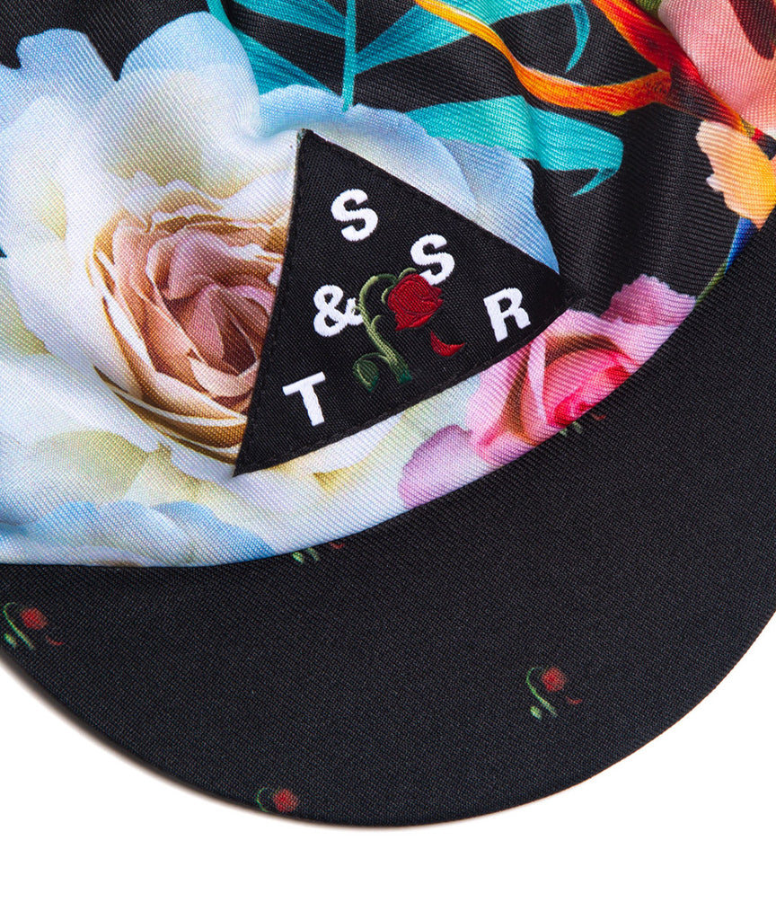 God and Famous SASTR 4-Panel Cycling Cap
