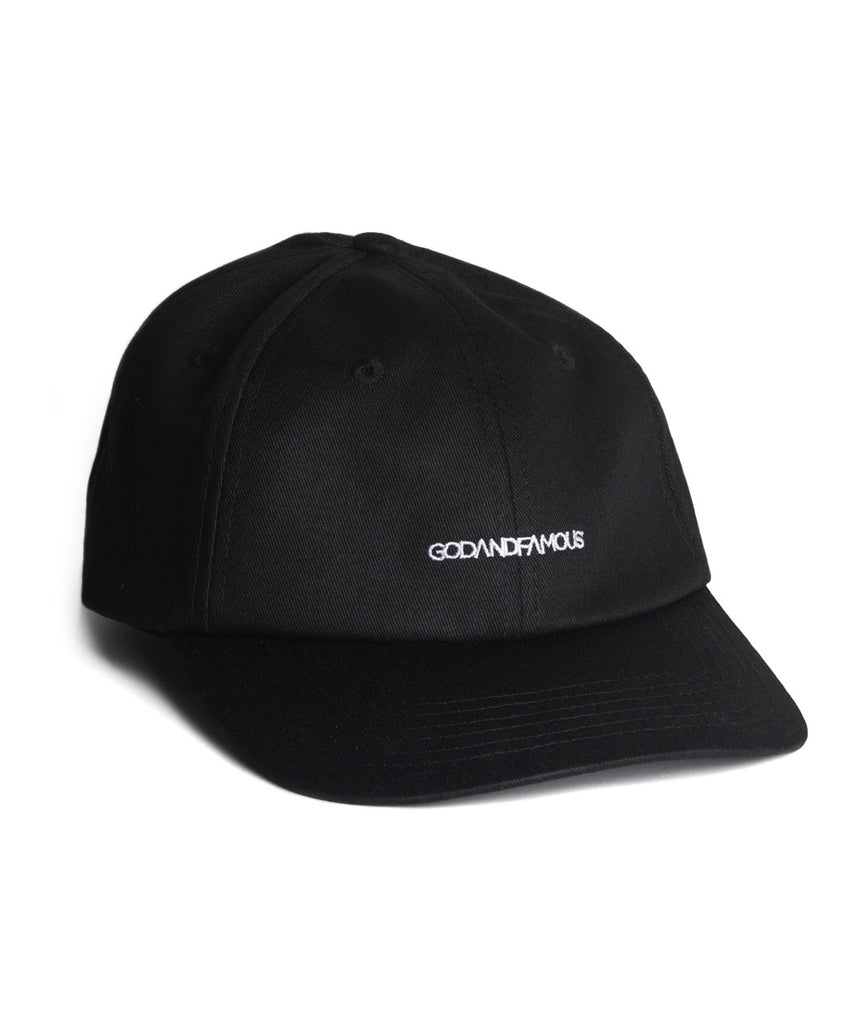 God and Famous 6-Panel Hat