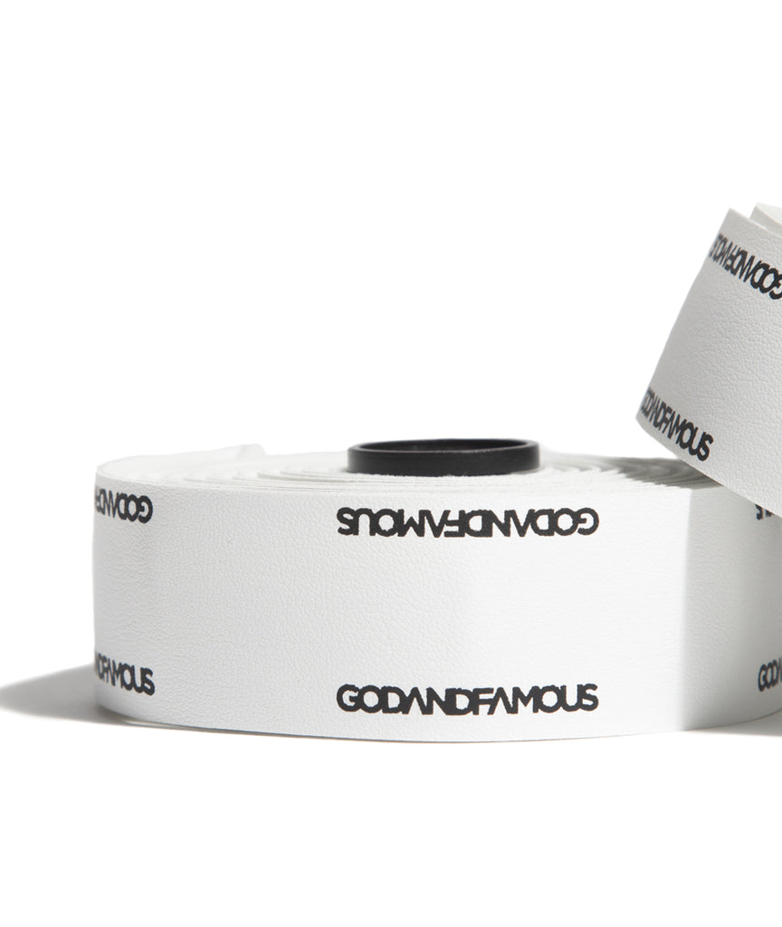 God and Famous Team Bar Tape White