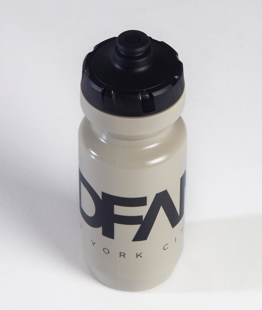 God and Famous Team Water Bottle - Sierra