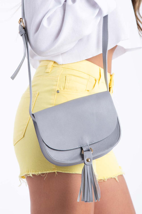 Down To Earth Purse in Gray | Necessary Clothing