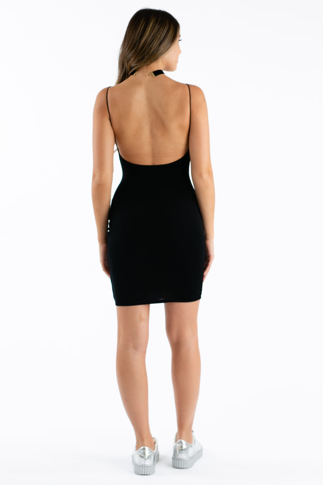 Girl Crush Party Dress in Black | Necessary Clothing