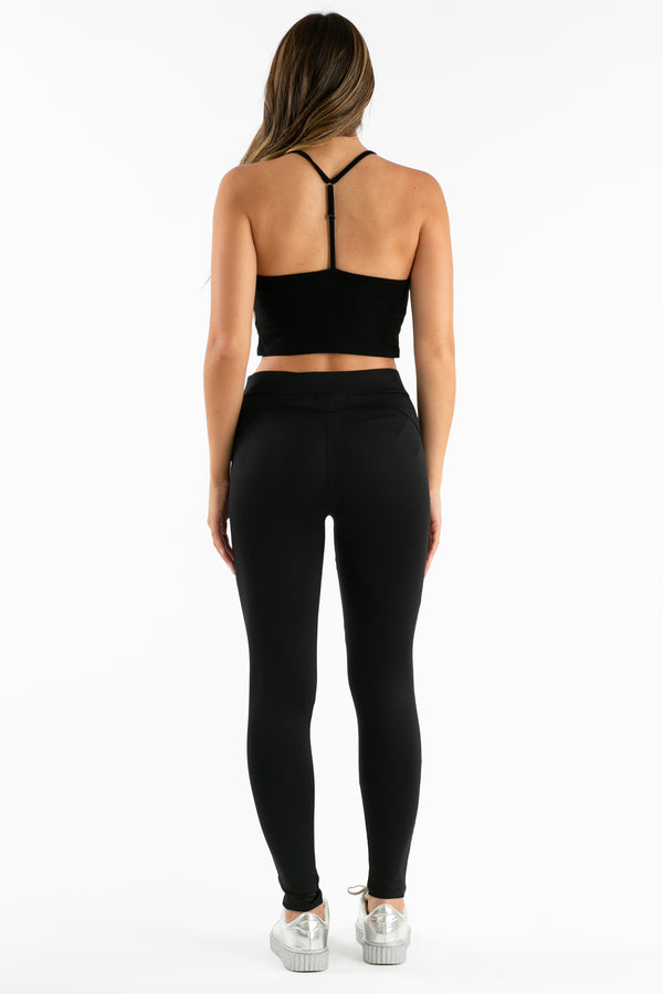 Better Shape Up Pants in Black | Necessary Clothing
