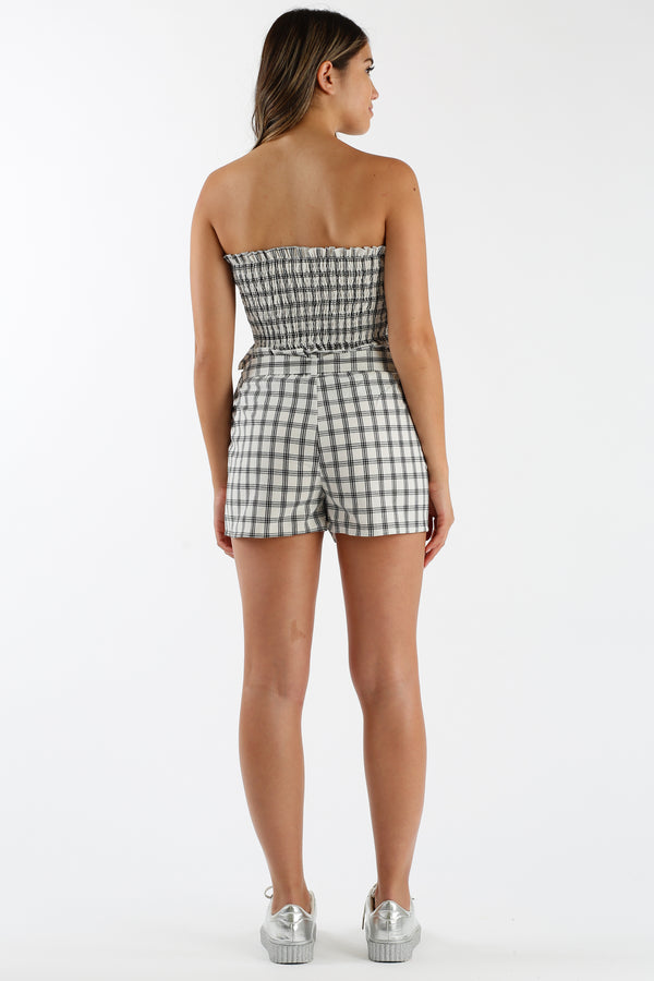 Plaid About It Matching Shorts Set | Necessary Clothing