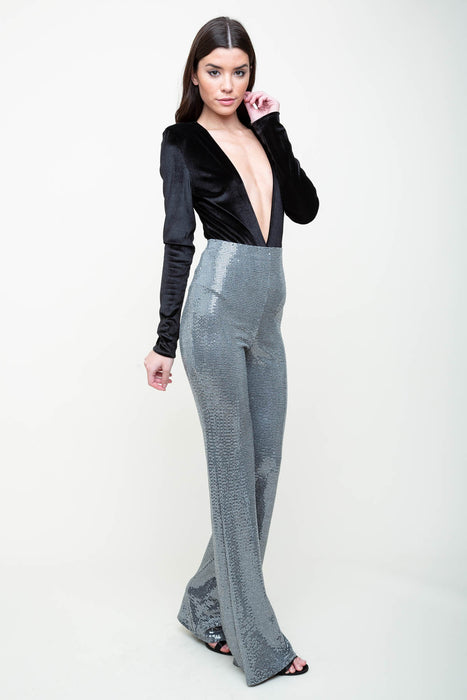 Party Foul Flare Pants