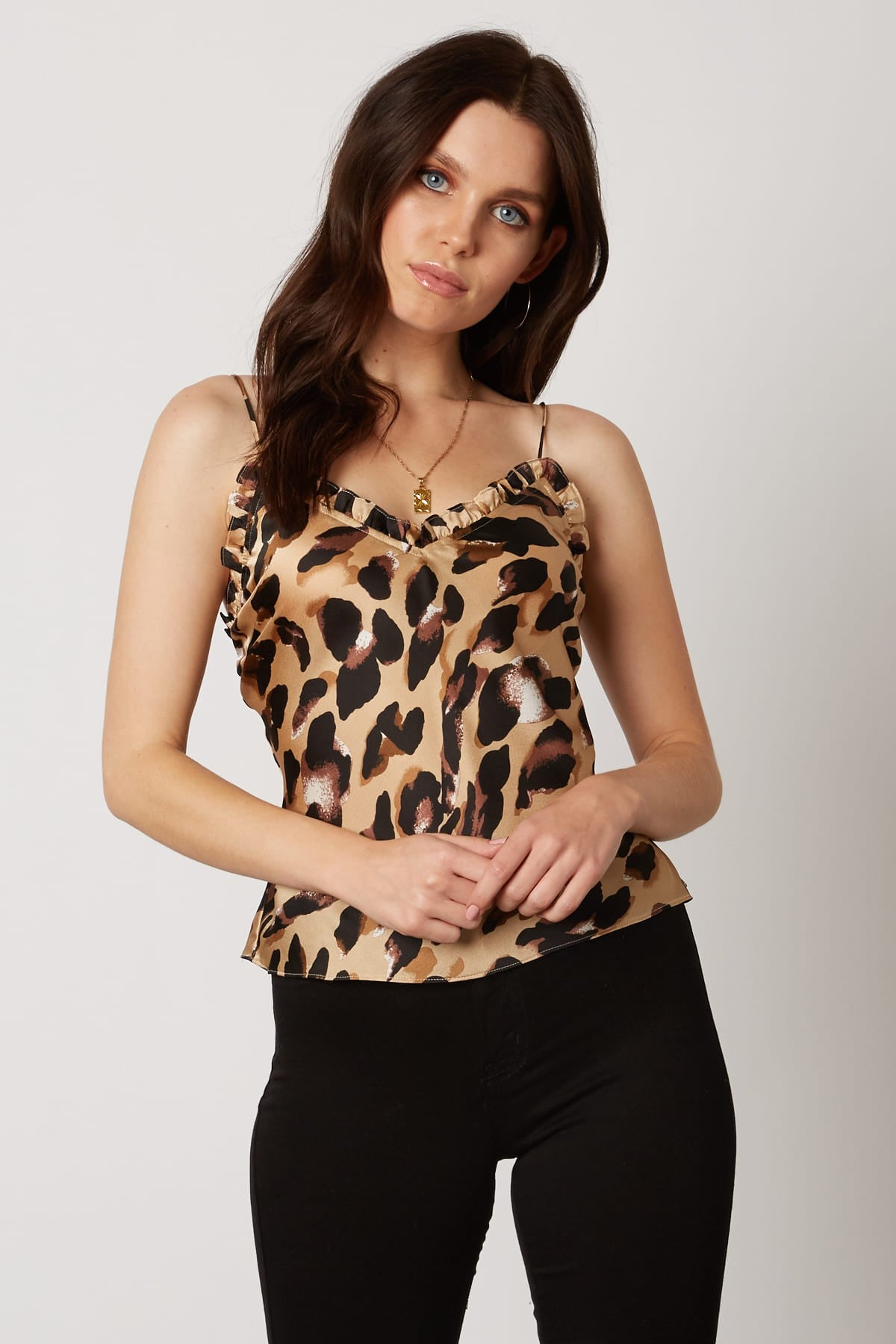 Crazy Cat Lady Cami Top | Necessary Clothing