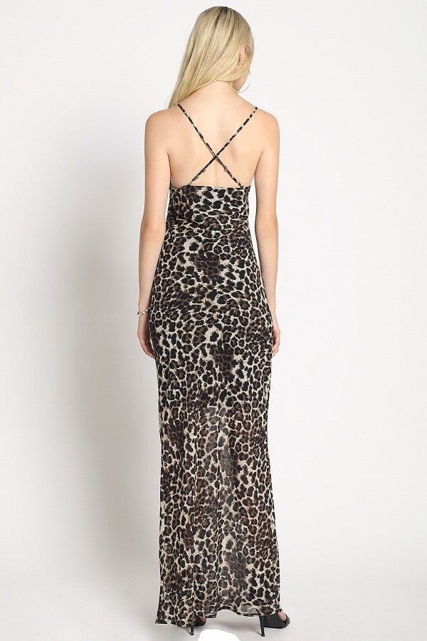 Growl's Night Out Maxi Dress