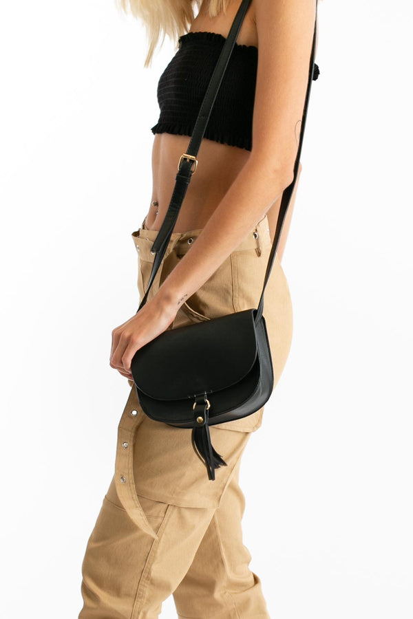 Down To Earth Purse in Black | Necessary Clothing
