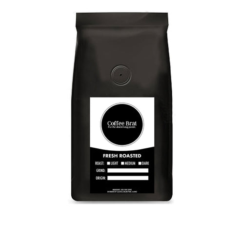 Uganda Single-Origin Coffee